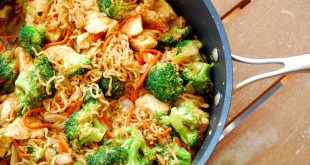 chicken yakisoba 2 small 310x165 - رامن | طرز تهیه رامن یا CHICKEN YAKISOBA