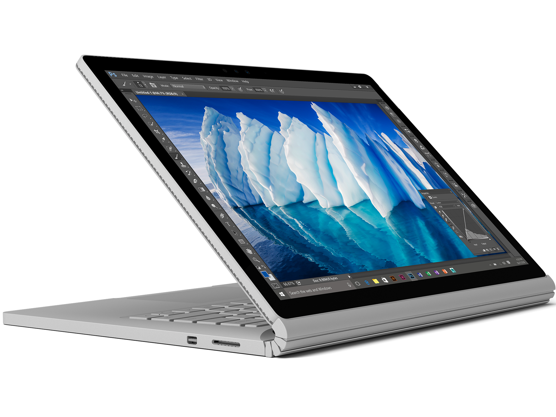 Surface Book Performance Base A  1 - لپ تاپ 13 اینچی مایکروسافت مدل Surface Book Performance Base - A