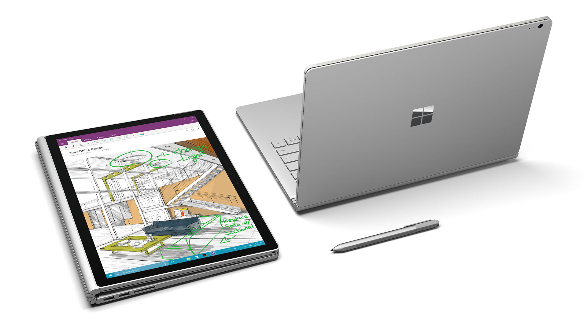 Surface Book Performance Base A  3 - لپ تاپ 13 اینچی مایکروسافت مدل Surface Book Performance Base - A