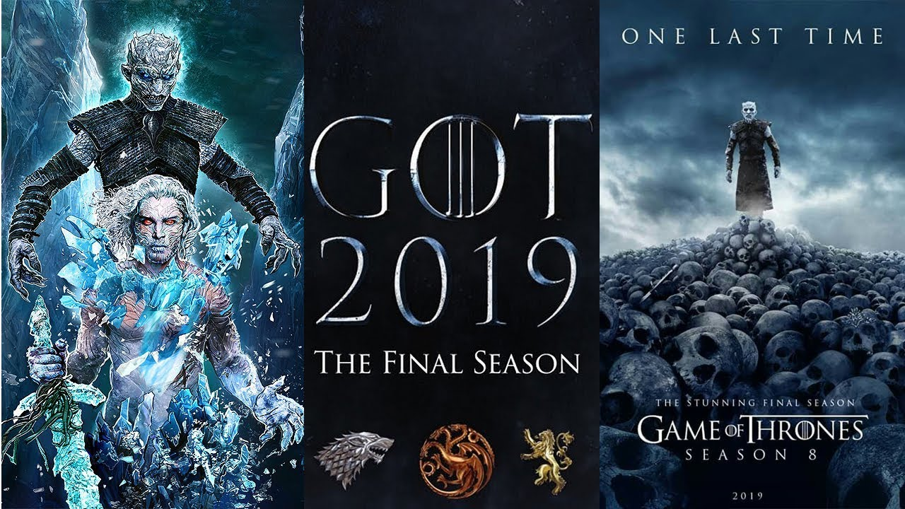اف ترونز بازی تاج و تخت فصل 8  - Game of Thrones Season 8 Teaser Trailer 1 (2019) Emilia Clarke