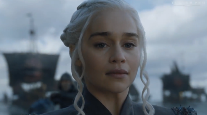 Game of Thrones Season 8 1 - Game of Thrones Season 8 Teaser Trailer 1 (2019) Emilia Clarke