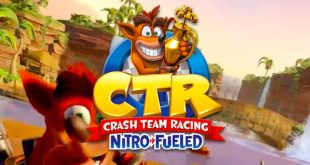 بازی crash team racing ب