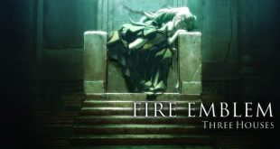 بازی fire emblem three houses