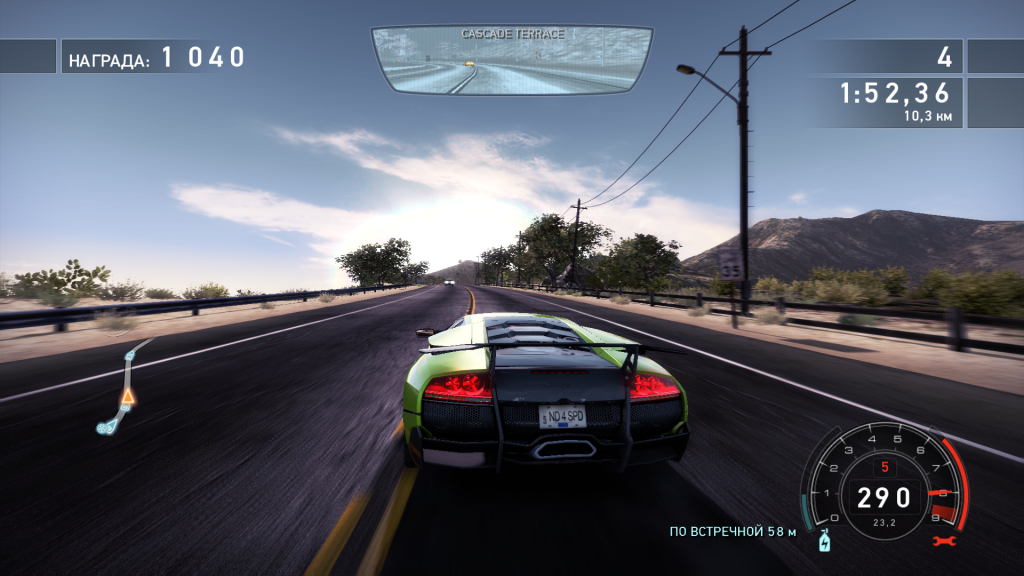 Need for Speed Hot Pursuit GC02 1024x576 - نقد و بررسی کامل بازی Need For Speed: Hot Pursuit