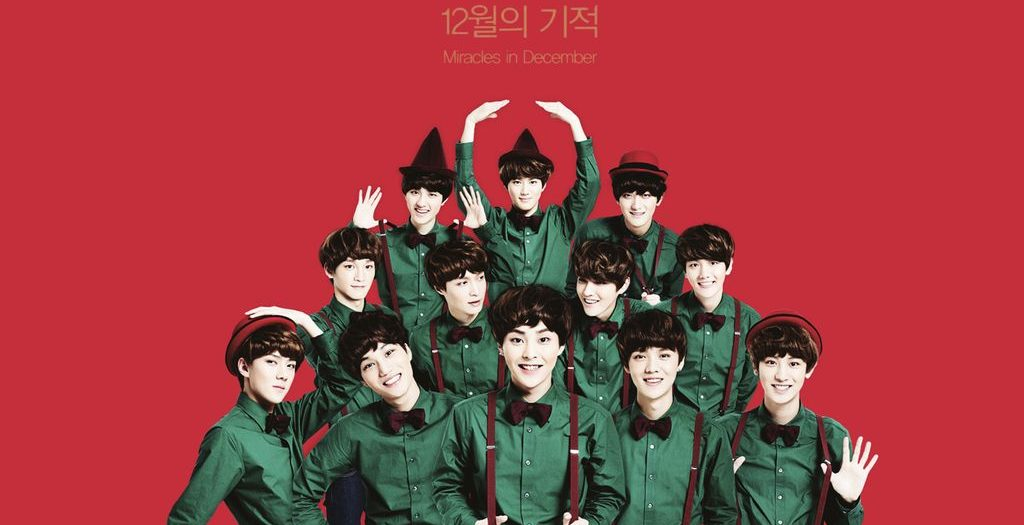 exo miracles in december 1024x525 - Miracles in December | دانلود آلبوم Miracles in December از اکسو EXO